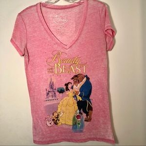 Disney Beauty and the Beast t shirt